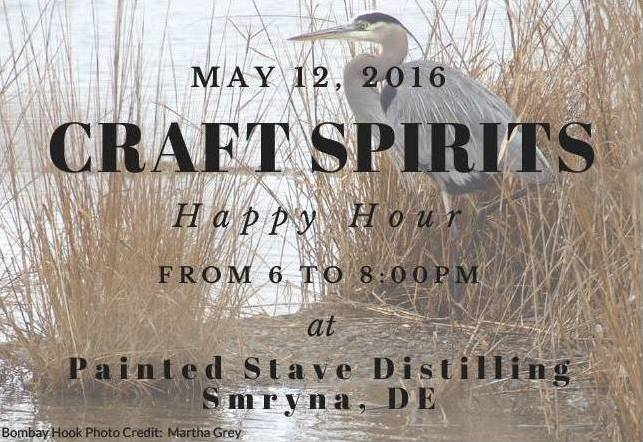 Craft Spirits Happy Hour